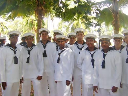 Inscrições para concurso da Marinha 2016
