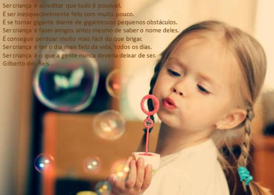 Compartilhe mensagens no Facebook no dia das crianças. (Foto: Divulgação)