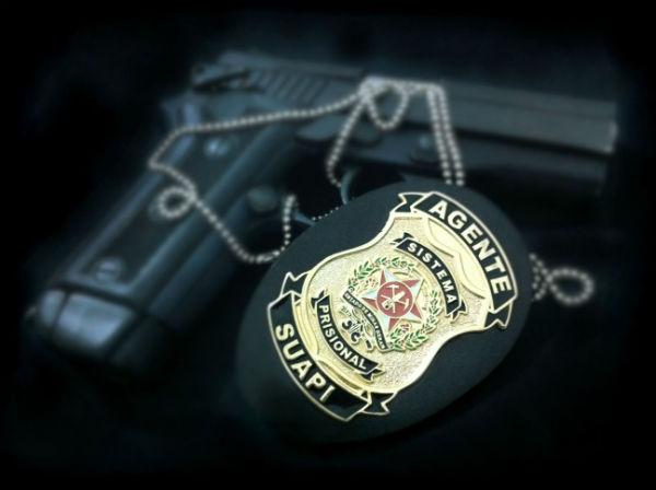 O agente penitenciário desempenha importantes funções no sistema prisional (Foto: Divulgação)