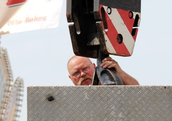O curso é bastante procurado por quem trabalha com construção civil (Foto Ilustrativa)