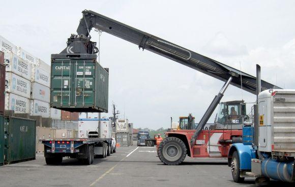 Trabalhadores de transporte de cargas pesadas também estão entre o público-alvo da qualificação (Foto Ilustrativa)