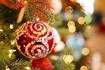 Enfeites de Natal 25 de Março