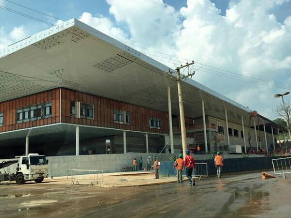 Novo local do Salão do Automóvel em São Paulo (Foto: Reprodução)