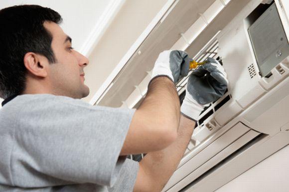 O curso rápido de instalação de ar condicionado também é oferecido na unidade (Foto Ilustrativa)