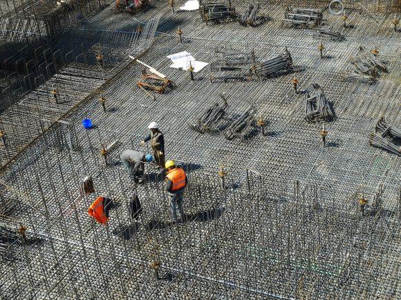 Há também muitos cursos na área de Construção Civil (Foto Ilustrativa)