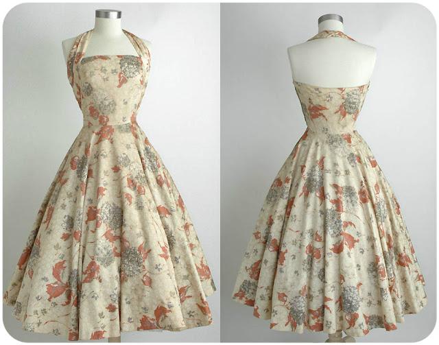 Vestido floridos (Foto: Ilustração)