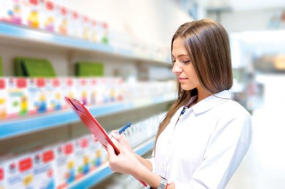 O curso gratuito de balconista de farmácia também é uma opção. (Foto Ilustrativa)