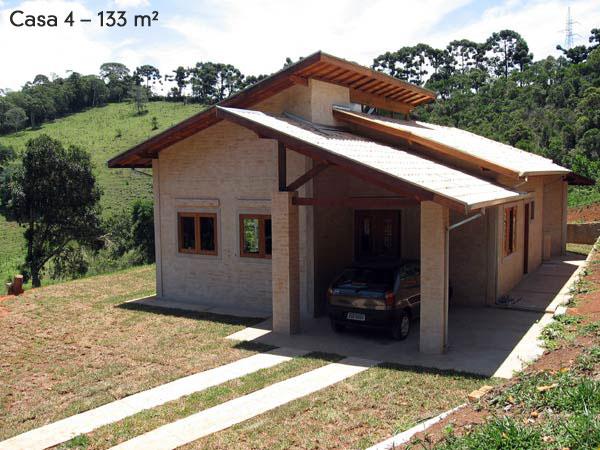 Essa casa é bem simples, mas fica muito bonita (Foto: Casa Abril)