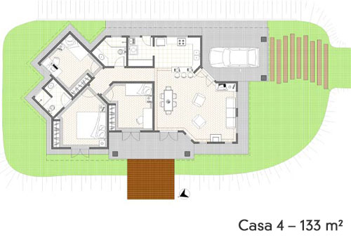 Veja como a planta da casa pode te ajudar a ter um belo espaço (Foto: Casa Abril)