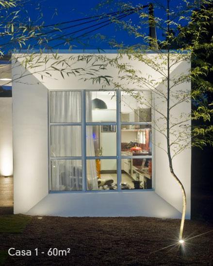 Aposte em uma casa pequena (Foto: Casa Abril)