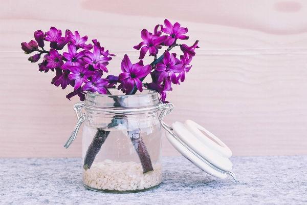 Vasos de Vidro para Decoração na 25 de Março