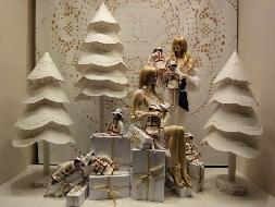 Vitrines de Natal 2016, Fotos e Dicas de Decoração