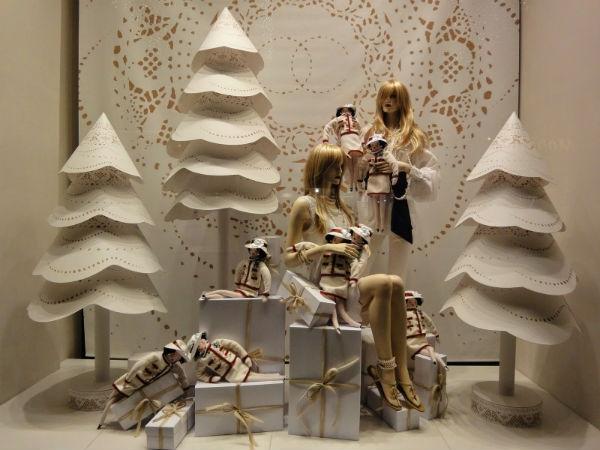 Vitrines de Natal 2016 Fotos e Dicas de Decoração 13
