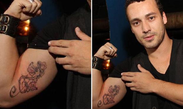 Escolha bem a sua tatuagem (Foto: Mdemulher)
