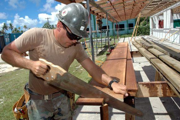 Curso Técnico em Carpintaria (Foto Ilustrativa)