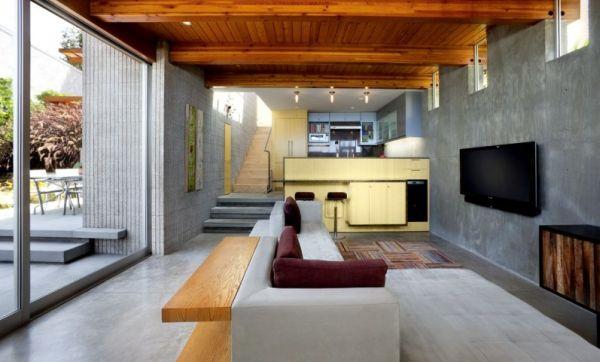 Sala De Tv Estreita ~  para salas estreitas foto divulgação decoração para salas