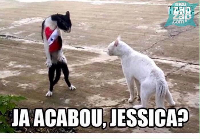 Jéssica ficou famosa, mas somente pelo nome, porque a jovem apareceu no vídeo a fez ficar famosa (Foto: Ilustração Internet)