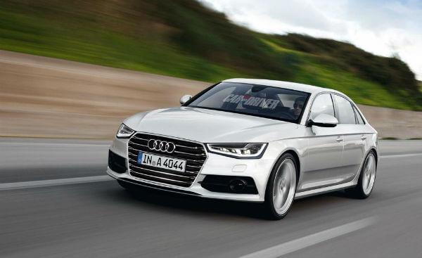 Carros como o sedã de luxo A4 da Audi sofreram com a desvalorização em 2016 (Foto: Reprodução)