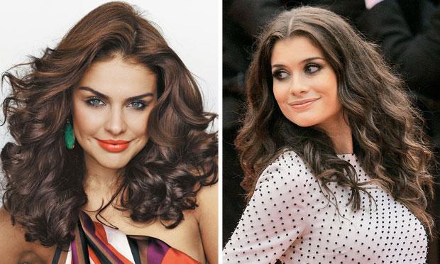 Um cabelo solto pode ser a solução (Foto: Mdemulher)