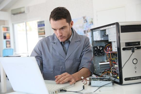 O curso de Manutenção e Suporte em Informática é muito procurado. (Foto Ilustrativa)