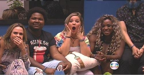 Assista ao vivo o Big Brother Brasil 16 (Foto: Globo.com)