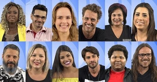 Participantes BBB16 (Foto: Globo.com)