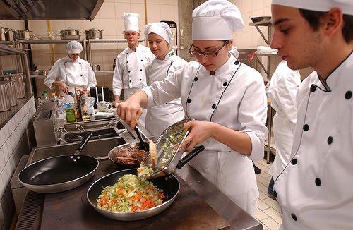 Os cursos do Senac de São Paulo capacita profissionais para que possam atuar em cozinhas de todo o Brasil (Foto: Divulgação)