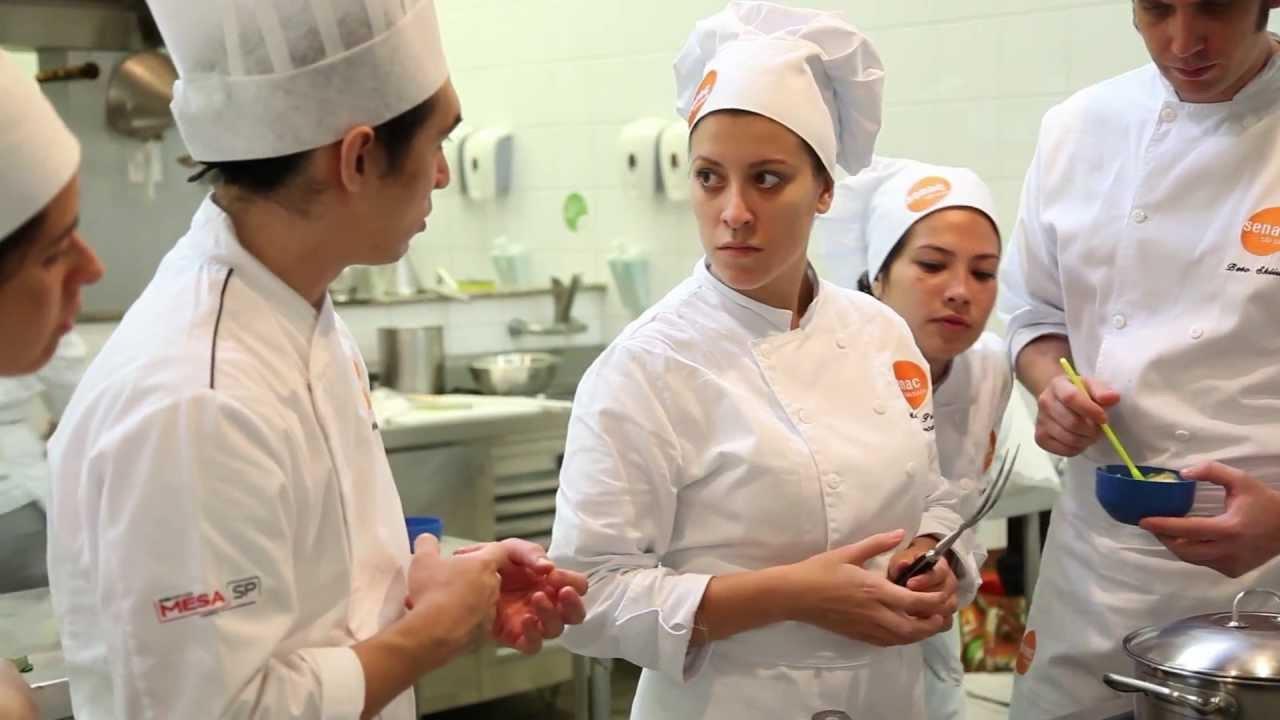 Cursos de gastronomia em SP