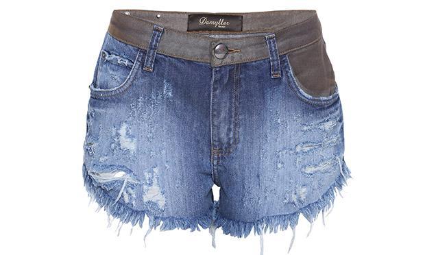 Shorts lindos e diferenciados (Foto: Mdemulher)