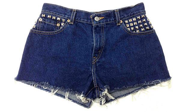 Shorts com detalhes (Foto: Mdemulher)