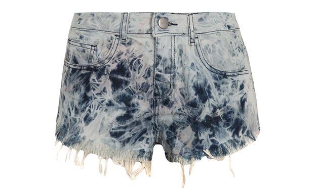 Shorts pigmentado (Foto: Mdemulher)