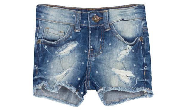 Shorts diferenciado (Foto: Mdemulher)