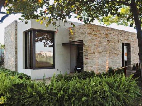 As casa Pré-fabricadas oferecem inúmeras vantagens (Foto Divulgação: Casa/Abril)