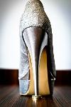 Sapatos que combinam com vestidos longos