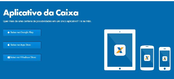 A Caixa oferece serviços online (Foto Divulgação: Caixa)