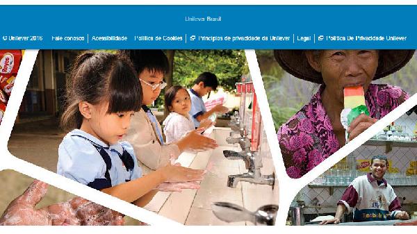 Trabalhe Conosco Unilever - Cadastro de Currículo (Foto Divulgação: Unilever)