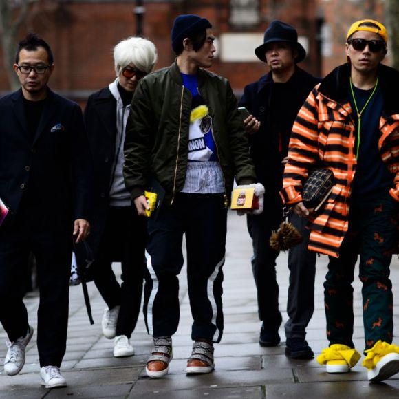 A moda masculina apresenta várias novidades para o inverno 2016 (Foto Ilustrativa)