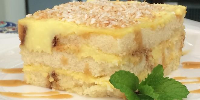Faça um delicioso bolo simples (Foto: Gshow)