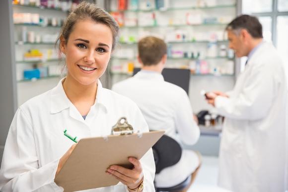 Já foram ofertadas vagas para o curso de técnico em farmácia. (Foto Ilustrativa)