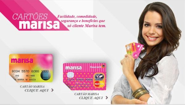 Cartão Marisa Fatura Saldo Extrato Telefone 1234