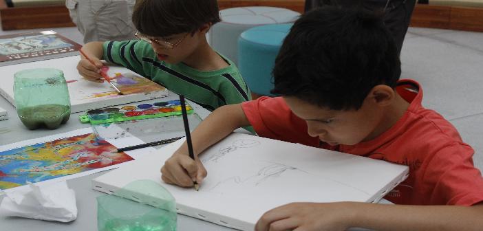 Para fazer uma boa pintura simplesmente não tem idade certa (Foto: Divulgação)