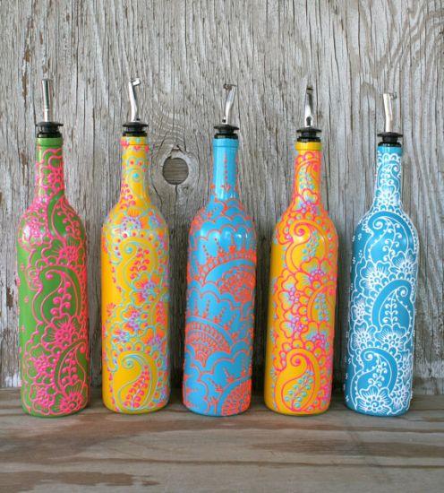 garrafas para decorar sua casa de praia (Foto: Divulgação)