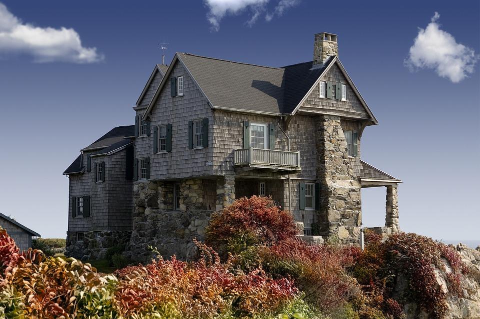 Faça do seu lar o o seu castelo (Foto: Pixabay)