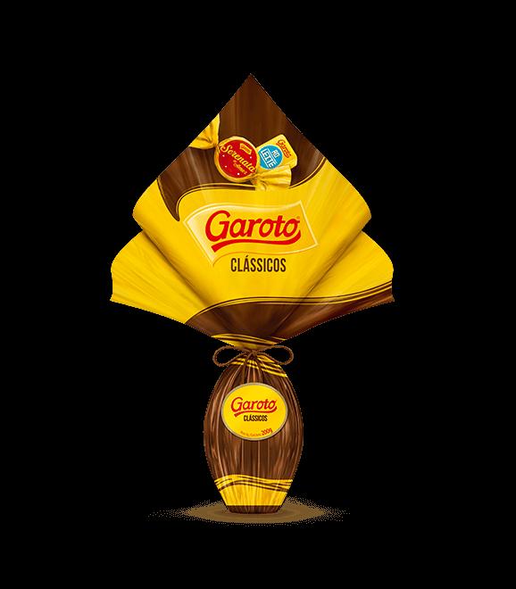Ovos de Páscoa da Garoto são irresistíveis (Foto: Oficial Site Garoto)