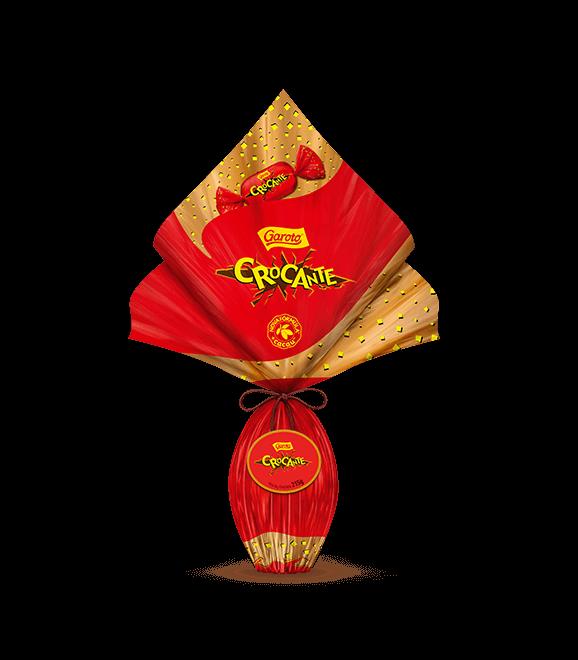 Alguns ovos de Páscoa da Garoto são simplesmente um clássico (Foto: Oficial Site Garoto)