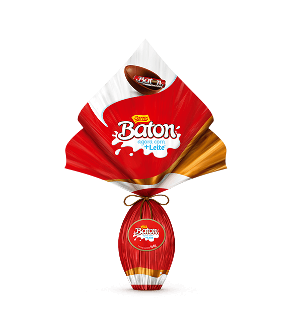 Delicioso ovo de Páscoa Garoto 2016 (Foto: Oficial Site Garoto)