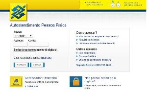 Banco do Brasil Online – Consulta, Saldo