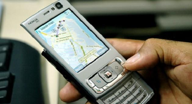 Use os mapas via celular (Foto: Divulgação)