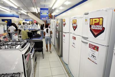 Os produtos das Lojas Cem são variados e diferenciados (Foto: Ilustração)