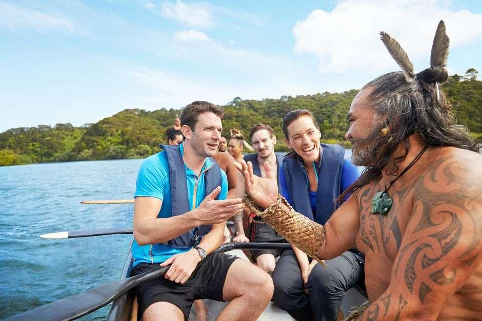 A cultura maori é muito forte (Foto: Site Terra)